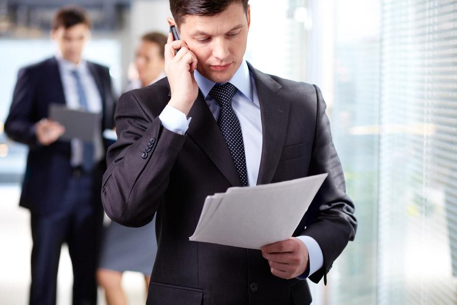 business therapist